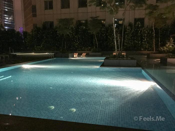 DoubleTree by Hilton Johor Bahru Pool