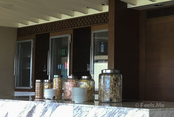 Hyatt Regency Kinabalu, Regency Club All day snack