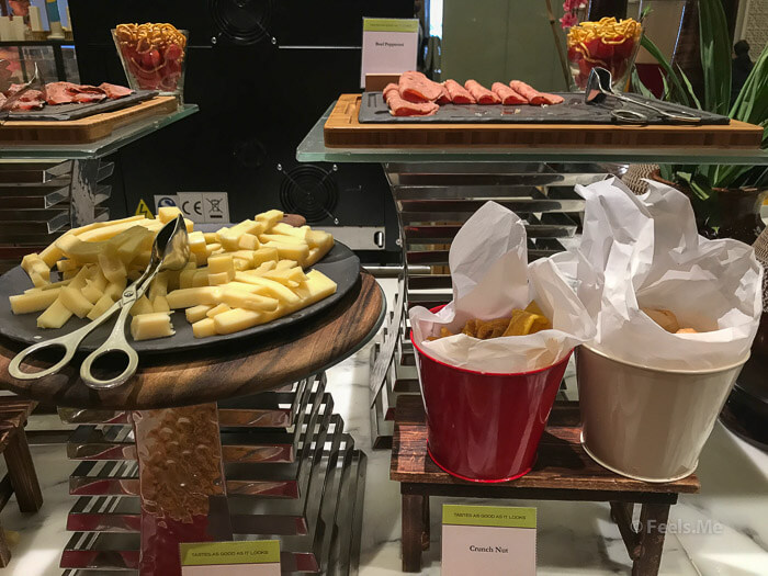 DoubleTree JB Makan Kitchen Buffet Breakfast International corner