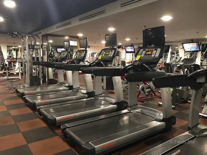 Hilton Petaling Jaya KL Full Gym