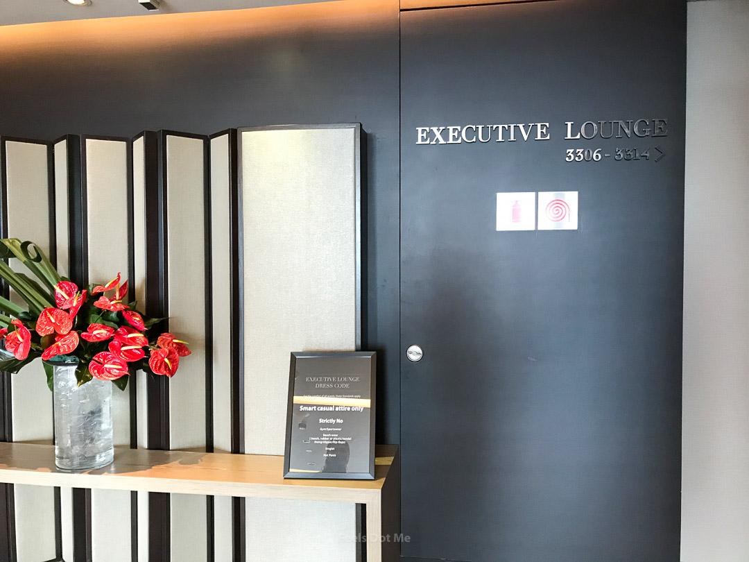 Hilton Kuala Lumpur Executive Lounge