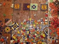mexican tiles. mosaic tiles | RoamingArtist's Blog