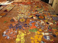Mexican tiles | RoamingArtist's Blog