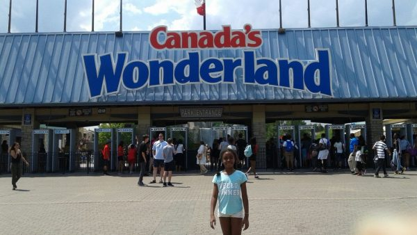 Lesson Learned: Canada's Wonderland with an 8-Year Old