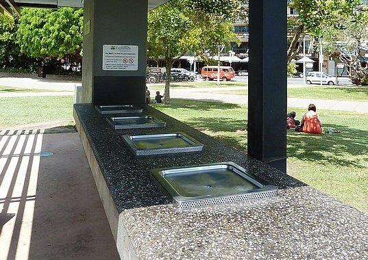 Public barbecues in Australia