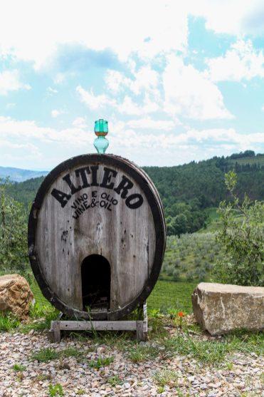 Altiero Winery @jamiewisewerner