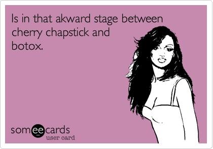 both or cherry chapstick?