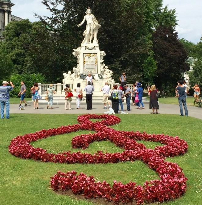 Mozart Memorial, Vienna