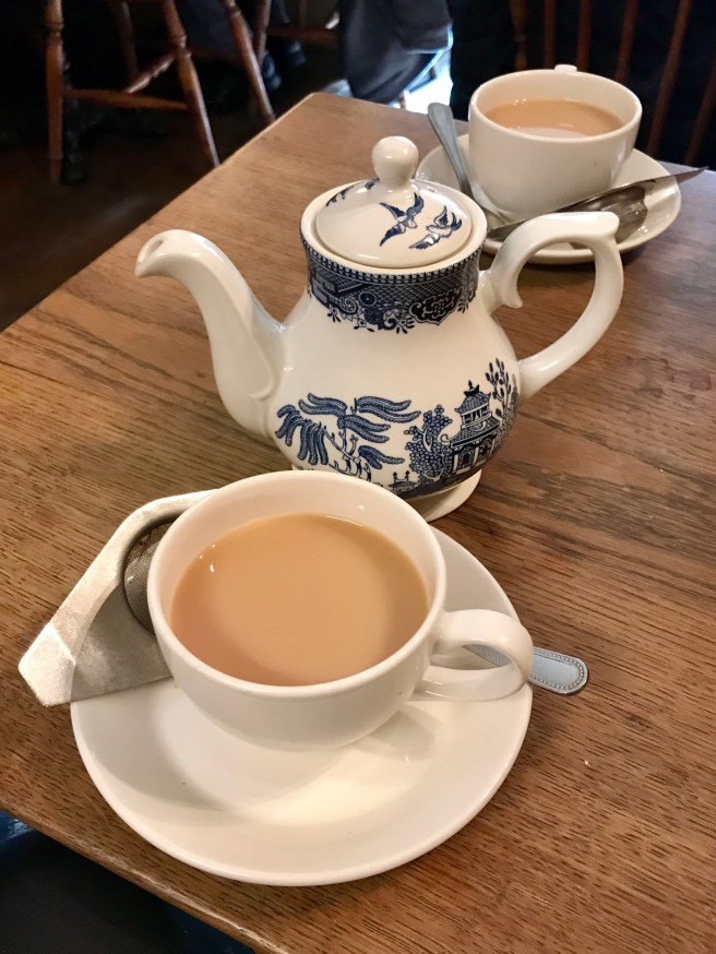 Tea at Sally Lunn's