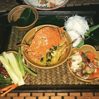 curried crab