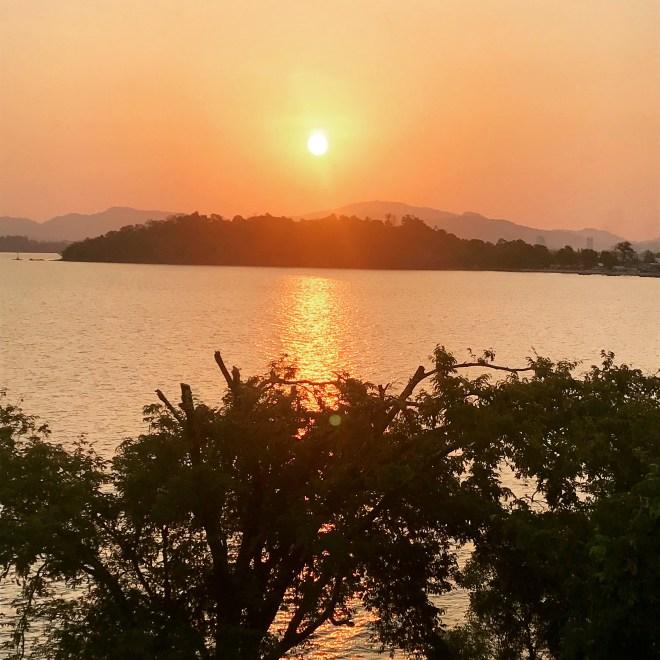 Phuket sunset