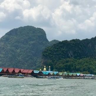 Floating Sea Gypsy Village