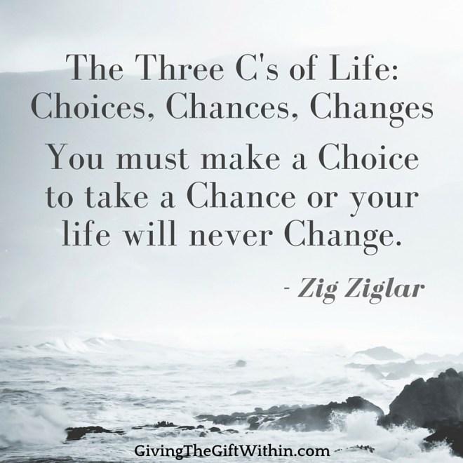 Choices-Chances-Changes