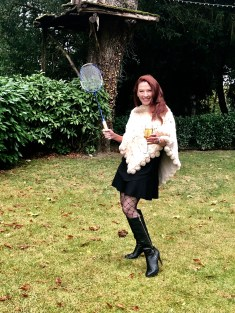 Badminton anyone?