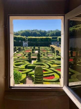 Ornamental Garden Villandry