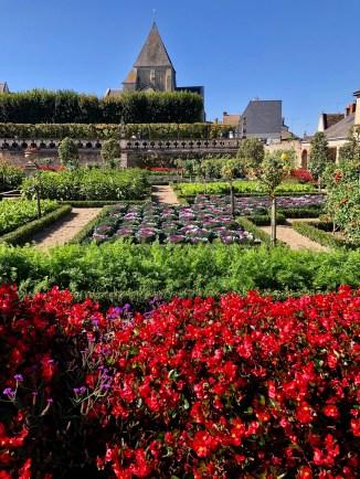 Vegetable Garden Villandry