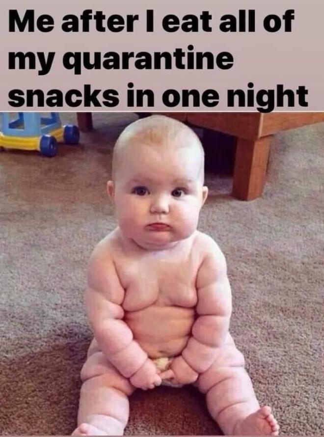 Oops I hate my quarantine snacks