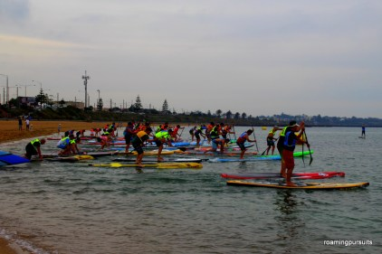 Travel Melbourne Photography Blog Stand Up Paddleboarding_6
