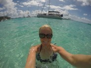 me in turquoise water, heaven.
