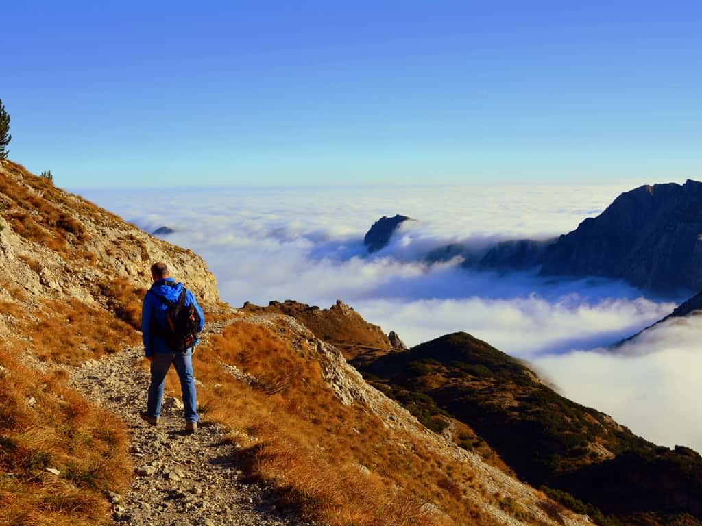 physical benefits of hiking