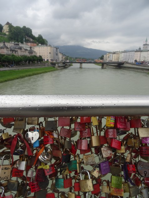 Salzburg: Salzach River