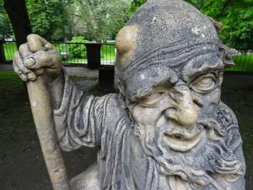 Salzburg: Mirabell Gardens