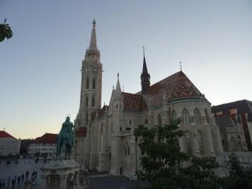 Budapest: Matthias Church