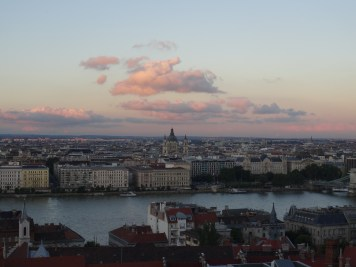 Budapest: Fisherman's Bastion