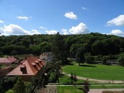Kutna Hora: Views from Italian Court