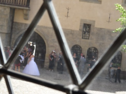 Kutna Hora: Italian Court Wedding