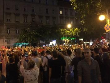 Budapest: Euro 2016 Aftermath