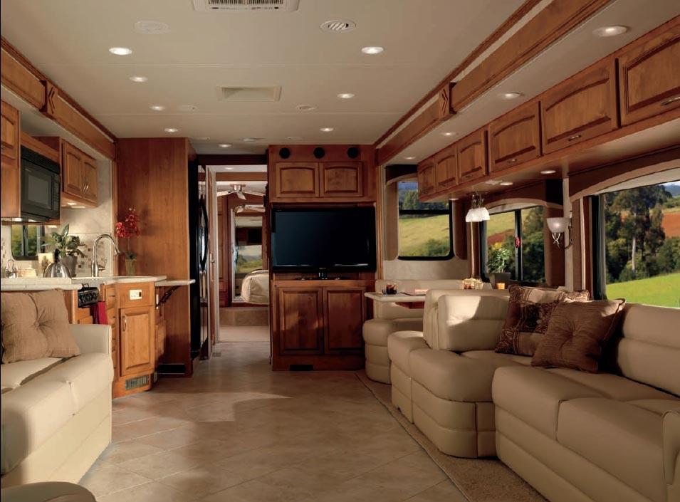 2011 Monaco Cayman Luxury Motorhome Roaming Times