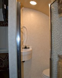 Camping Trailers With Bathrooms With Wonderful Images In