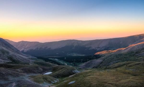 Hiking Mount Sherman