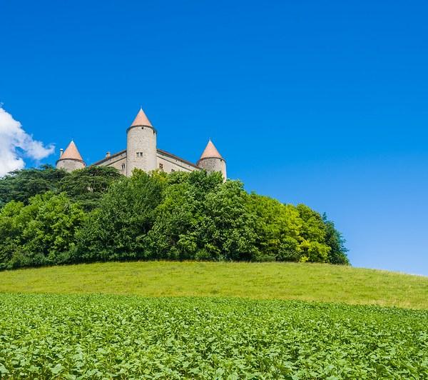 Champvent Castle