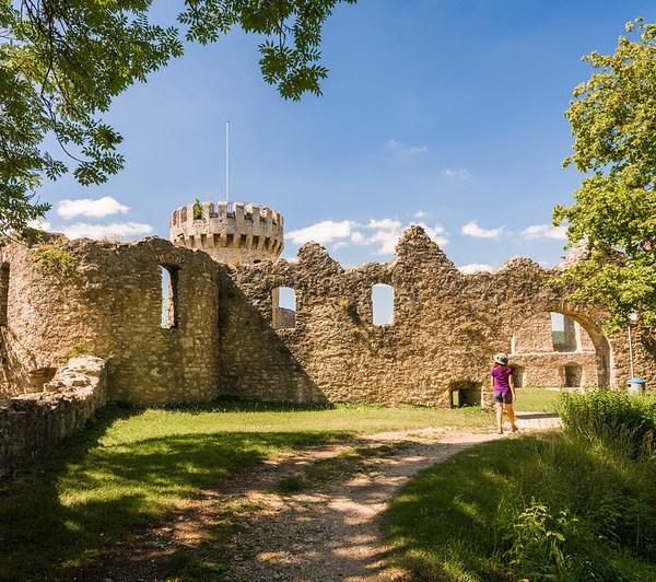 Castle Honberg Ruins