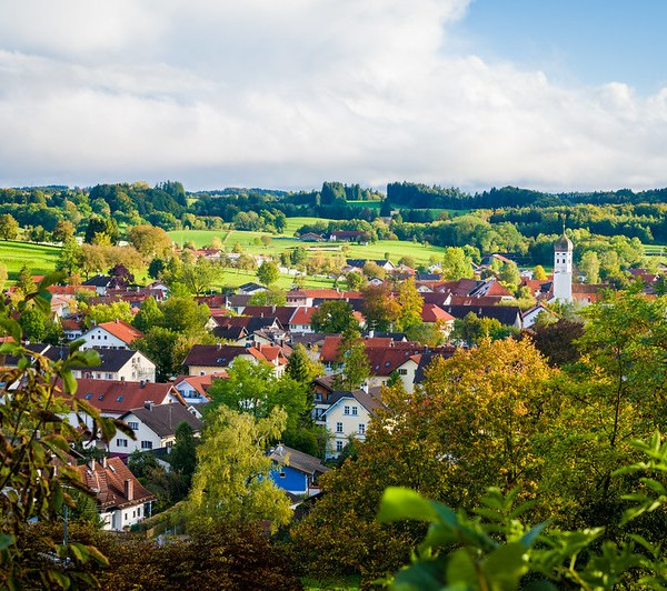 Herrsching and Andechs Germany