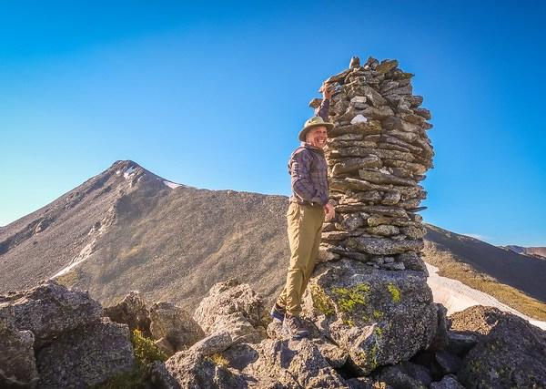 Culebra and Red Peak
