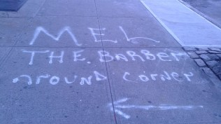 Mel The Barber