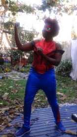 Spider Woman Let's Get Ready to Rumble