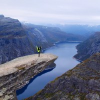 The Picture that Launched a Thousand Trips: Trolltunga - How to Get Here, What to Pack, and How Not to Die