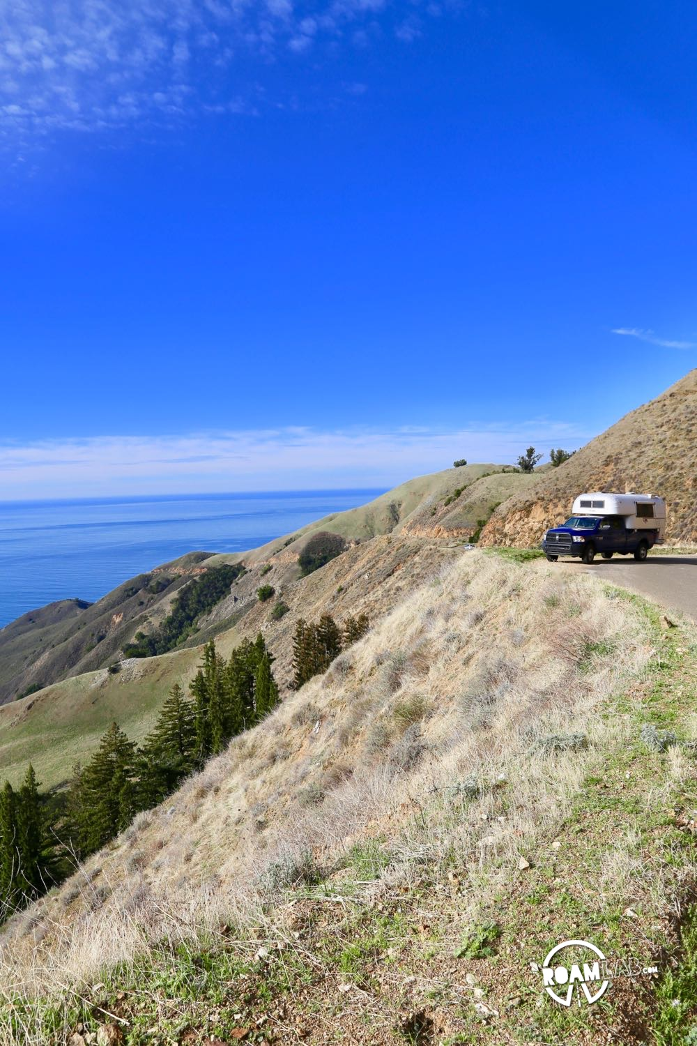 Big Sur to Paso Robles On The Nacimiento-Fergusson Road
