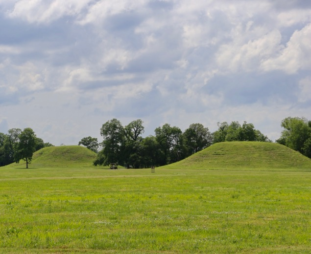 Toltec Mounds State Park⁩, Arkansas