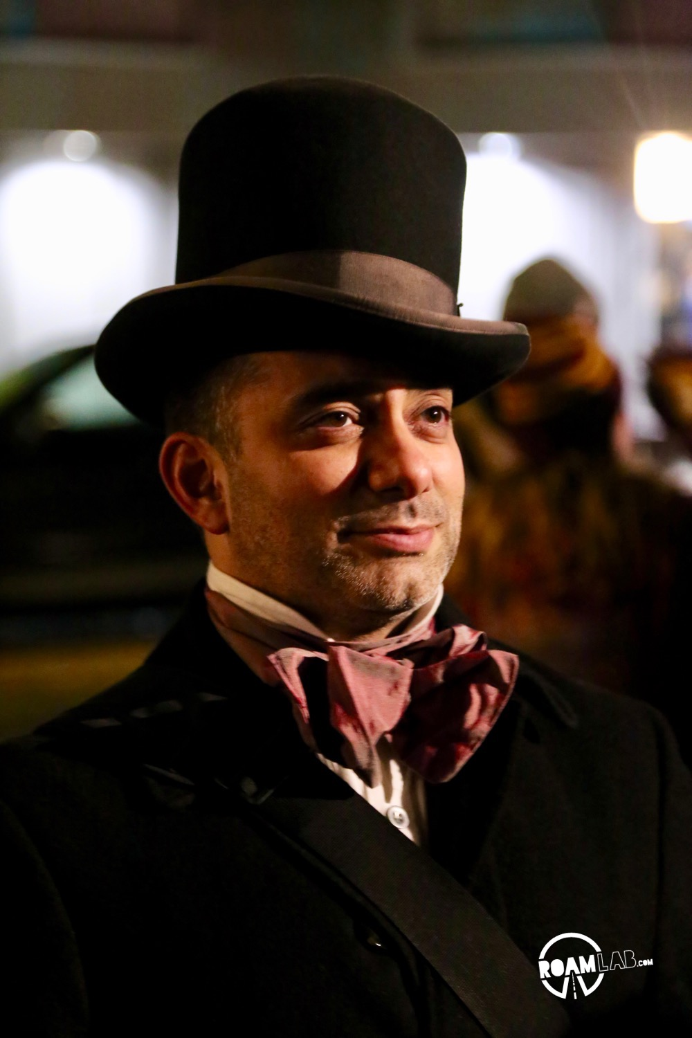 Christian Cagigal is a fantastic showman, weaving dramatic ghost tales of San Francisco history and the macabre along a moderate walking tour.