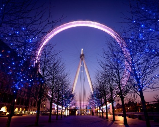 1. The London Eye. Forget the Shard, for half the price you'll get a 30 minute view of London at an angle you'd think was impossible. With luxury packages to match, you can enjoy a champagne treat and be pampered all at the same time.