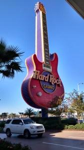 Biloxi hardrock guitar