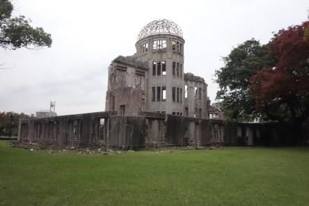 Hiroshima A-bomb Dome: Symbol of Peace City