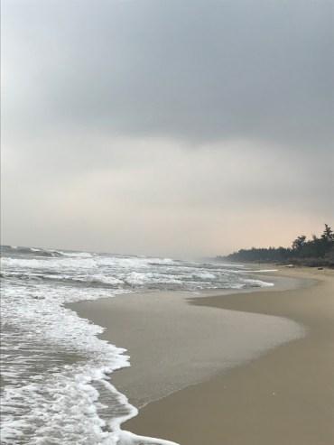 An Bang Beach in Hoi An.