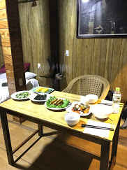 Homestay meal!