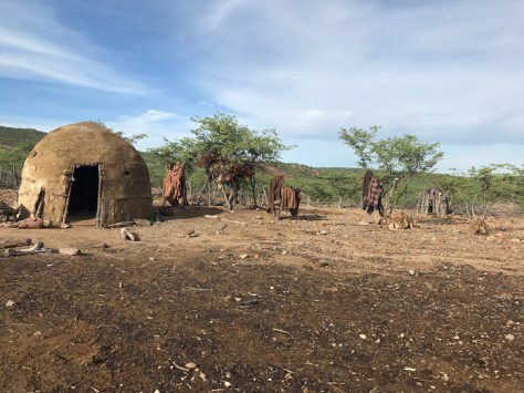 Himba Home.
